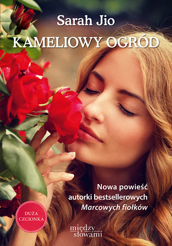 okładka Kameliowy ogród książka |  | Sarah Jio