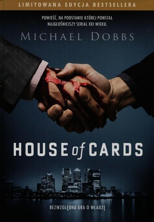 okładka House of Cards, Książka | Dobbs Michael