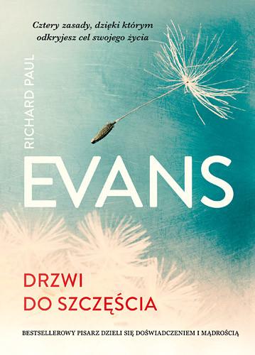 okładka Drzwi do szczęścia, Książka | Richard Paul Evans