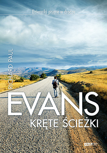 okładka Kręte ścieżki, Książka | Paul Evans Richard