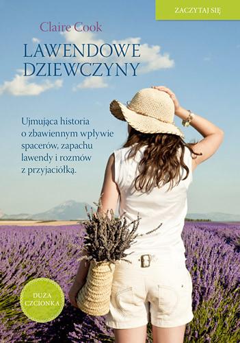 okładka Lawendowe dziewczyny książka |  | Cook Claire