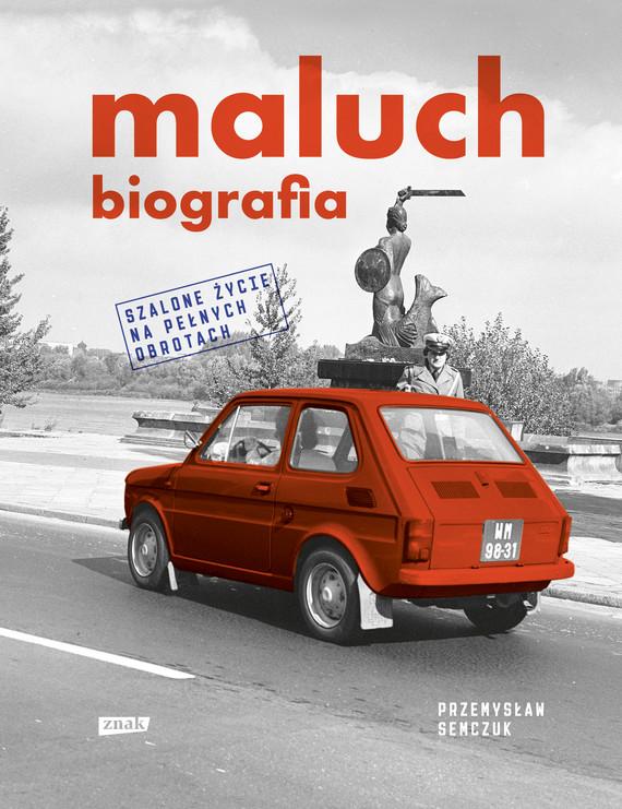 okładka Maluch, Książka | Semczuk Przemysław
