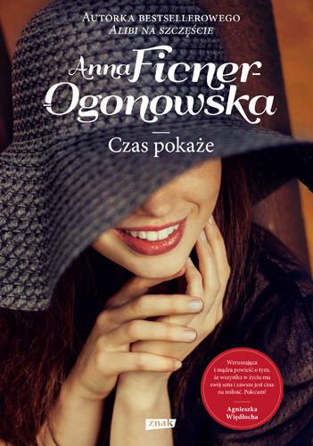 okładka Czas pokaże, Książka   Ficner-Ogonowska Anna