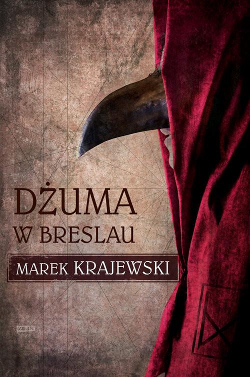 okładka Dżuma w Breslau, Książka | Krajewski Marek