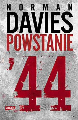 okładka Powstanie '44, Książka | Norman Davies