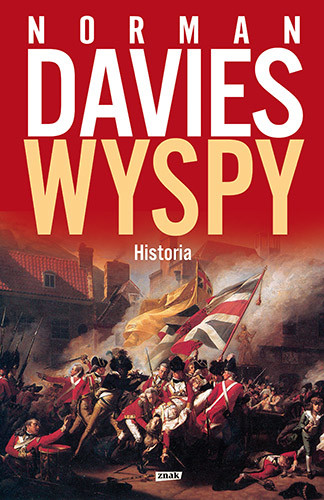okładka Wyspy. Historiaksiążka |  | Davies Norman