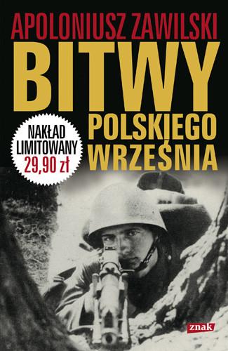 okładka Bitwy polskiego wrześniaksiążka |  | Zawilski Apoloniusz
