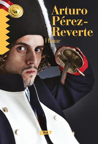 okładka Huzar, Książka | Pérez-Reverte Arturo