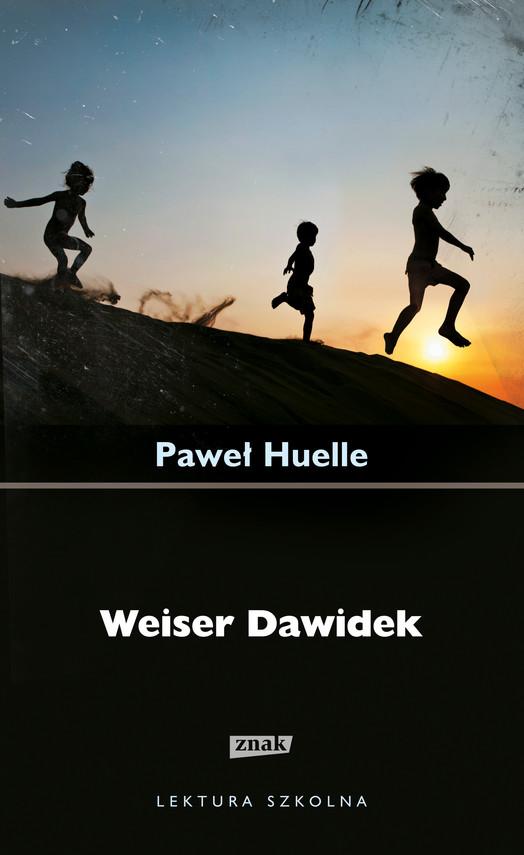 okładka Weiser Dawidek, Książka | Huelle Paweł