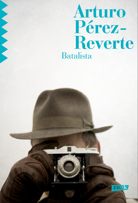 okładka Batalista, Książka | Pérez-Reverte Arturo