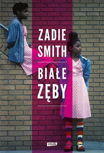 okładka Białe zębyksiążka      Zadie Smith