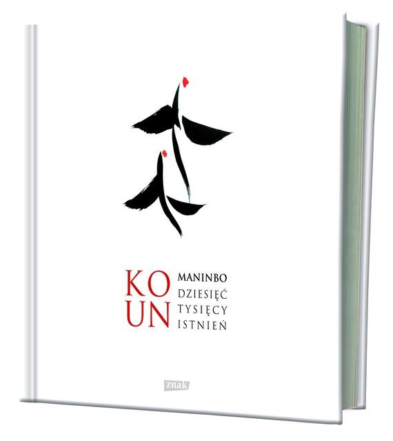 okładka Maninbo. Dziesięć tysięcy istnień, Książka   Un Ko