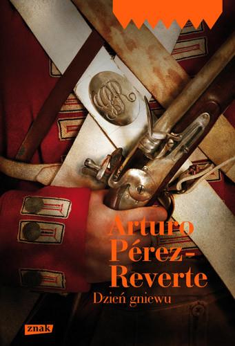 okładka Dzień gniewu, Książka | Pérez-Reverte Arturo