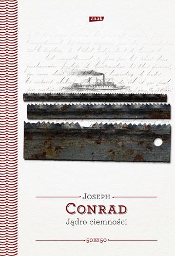 okładka Jądro ciemności , Książka | Joseph Conrad