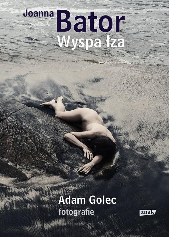 okładka Wyspa łza, Książka | Bator Joanna