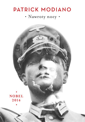 okładka Nawroty nocy, Książka   Patrick Modiano