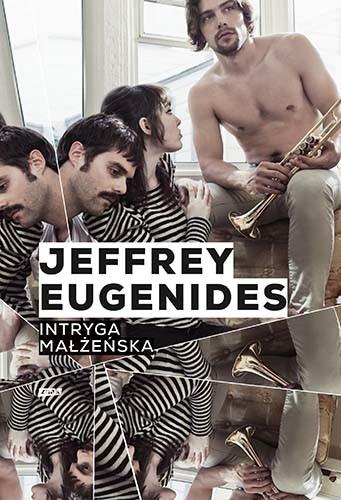 okładka Intryga małżeńska, Książka | Eugenides Jeffrey