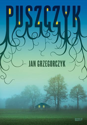 okładka Puszczyk, Książka | Jan Grzegorczyk