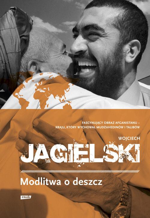 okładka Modlitwa o deszcz, Książka | Jagielski Wojciech