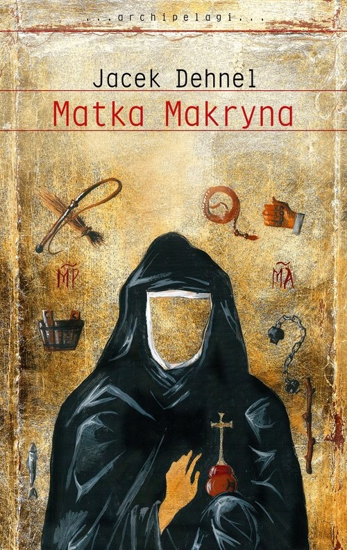 okładka Matka Makryna, Książka | Jacek Dehnel