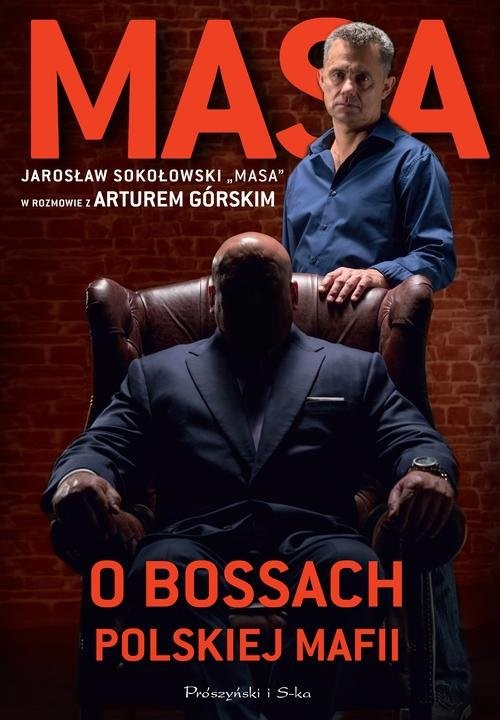 okładka Masa o bossach polskiej mafiiksiążka |  | Artur Górski