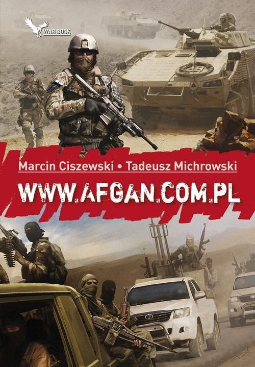 okładka www.afgan.com.pl, Książka   Ciszewski Marcin, Michrowski Tadeusz