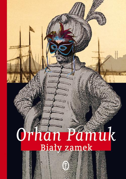 okładka Biały zamek, Książka | Orhan Pamuk