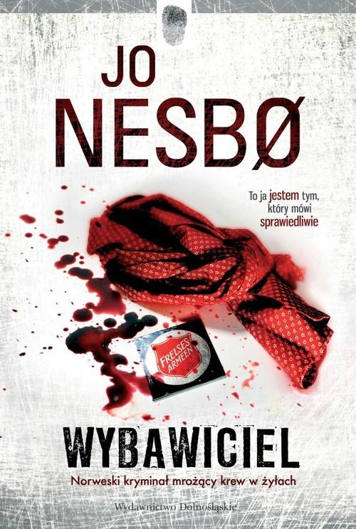 okładka Wybawiciel, Książka | Jo Nesbø