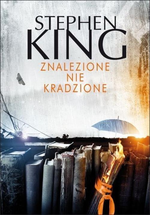 okładka Znalezione nie kradzione książka      King Stephen