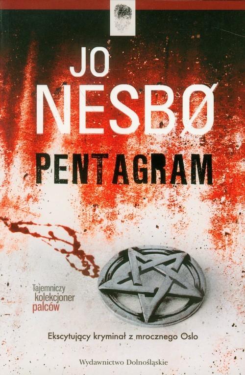 okładka Pentagram, Książka | Jo Nesbø