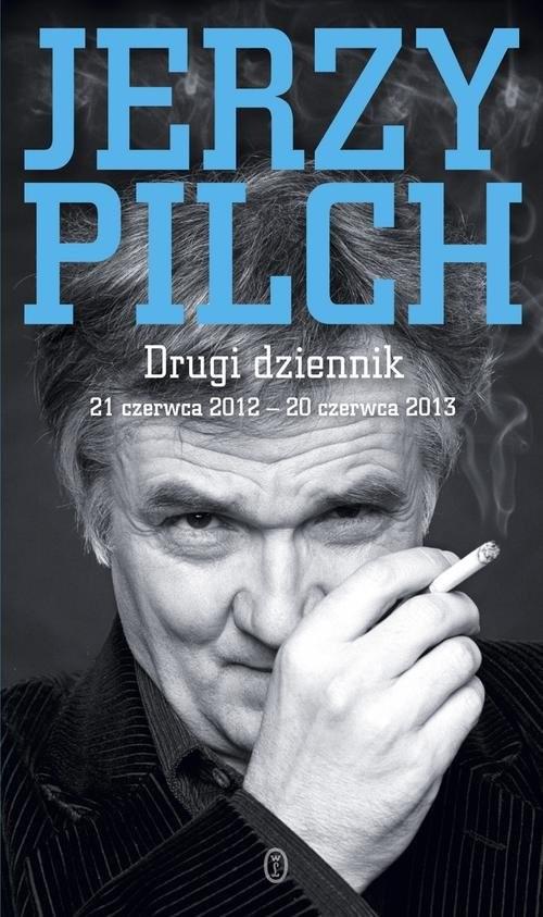 okładka Drugi dziennik 21 czerwca 2012 - 20 czerwca 2013, Książka | Pilch Jerzy