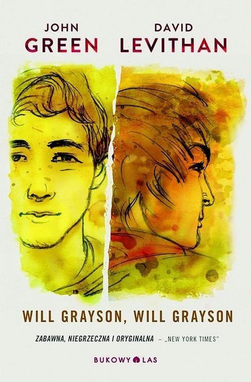 okładka Will Grayson, Will Grayson , Książka | Green John, Levithan David