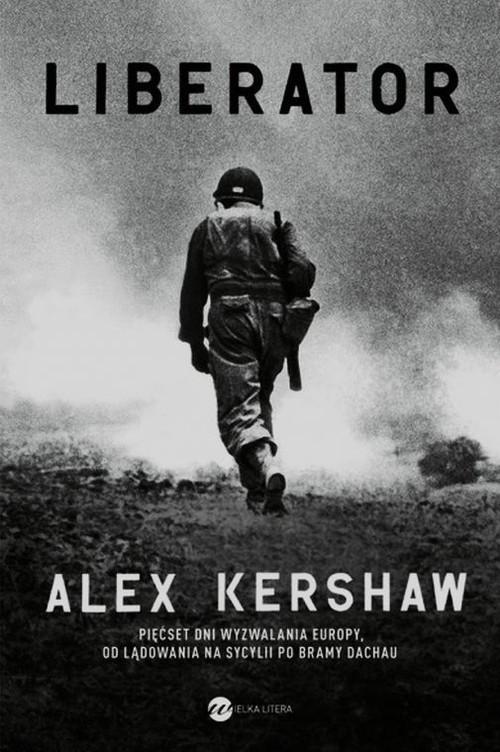okładka Liberator, Książka | Kershaw Alex