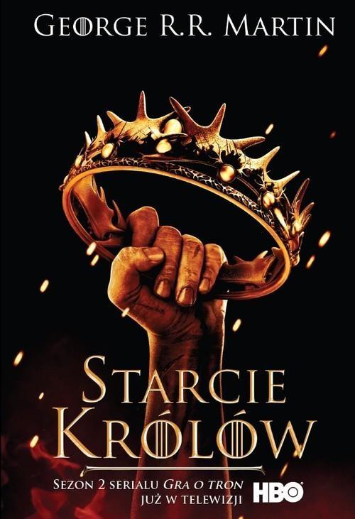 okładka Starcie królów. Tom 2, Książka | R.R. Martin George