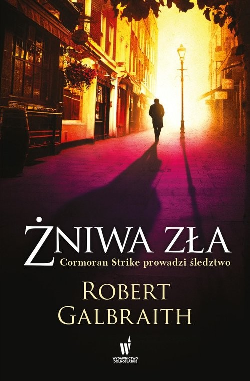 okładka Żniwa zła , Książka | Galbraith (J.K. Rowling) Robert