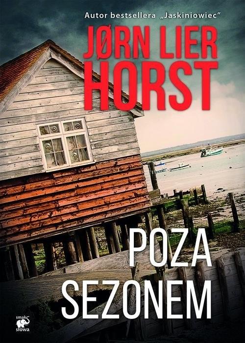 okładka Poza sezonem, Książka | Lier Horst Jorn