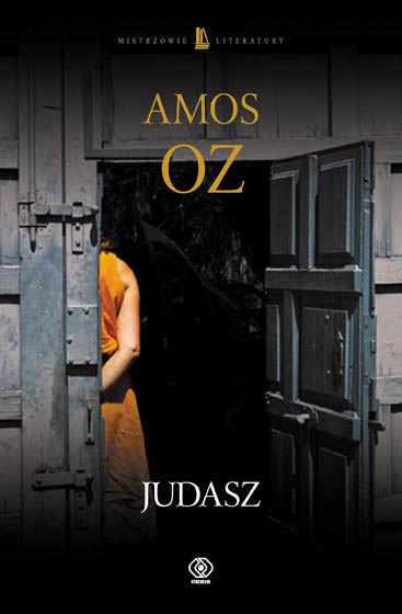 okładka Judaszksiążka      Amos Oz