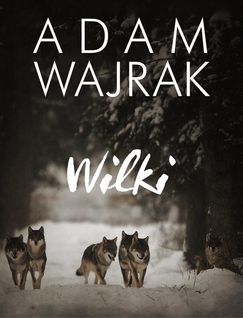 okładka Wilki, Książka | Adam Wajrak
