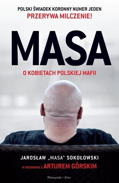 okładka MASA o kobietach polskiej mafii książka |  | Artur Górski
