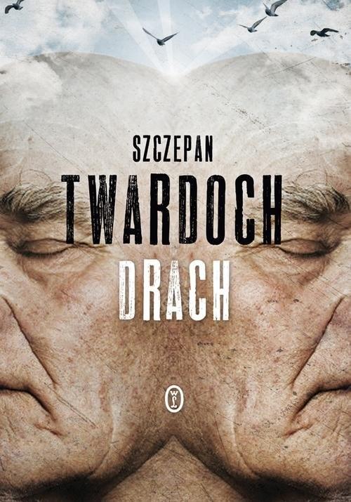 okładka Drach, Książka | Twardoch Szczepan