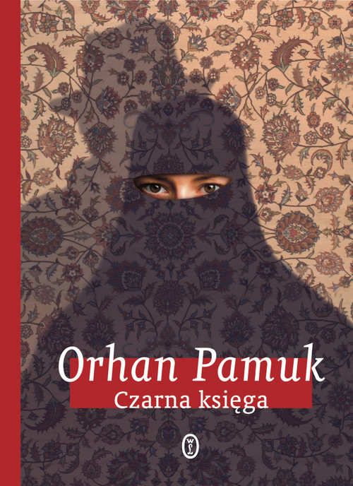 okładka Czarna księgaksiążka      Pamuk Orhan
