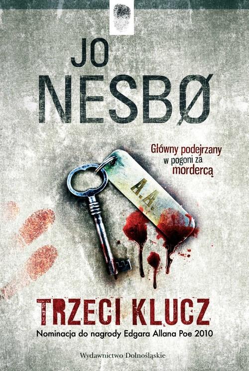 okładka Trzeci klucz, Książka | Jo Nesbø