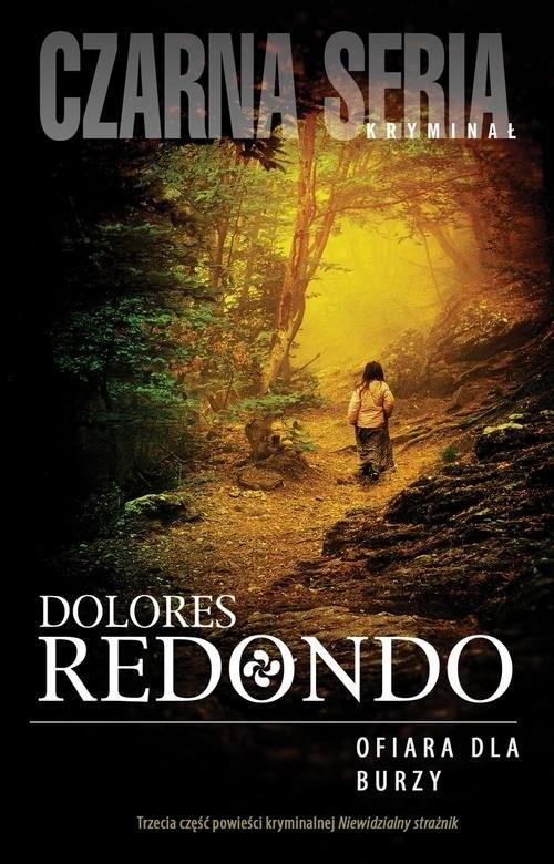 okładka Ofiara dla burzyksiążka |  | Dolores Redondo