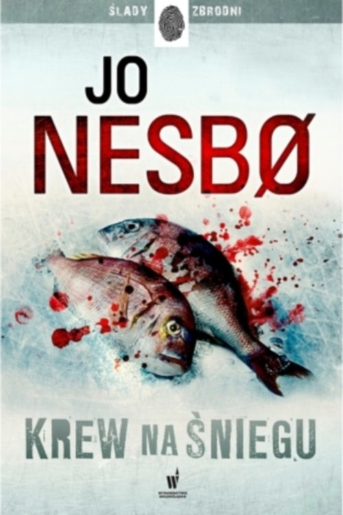 okładka Krew na śniegu, Książka | Nesbo Jo