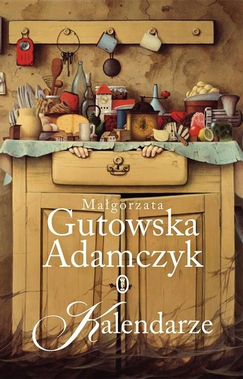 okładka Kalendarze, Książka | Gutowska-Adamczyk Małgorzata