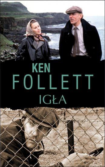 okładka Igła, Książka | Ken Follett