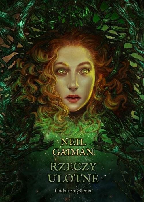 okładka Rzeczy ulotne, Książka | Neil Gaiman