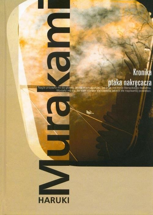 okładka Kronika ptaka nakręcaczaksiążka      Murakami Haruki
