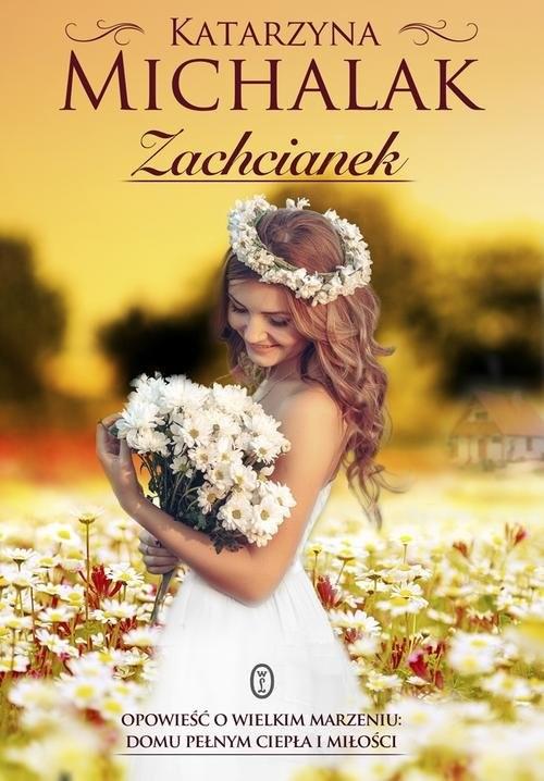 okładka Zachcianek, Książka | Katarzyna Michalak