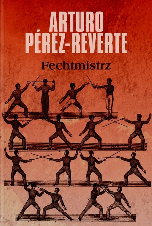 okładka Fechtmistrz, Książka | Perez-Reverte Arturo
